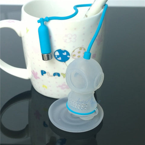 Deep Sea Diver Coffee or Tea Infuser