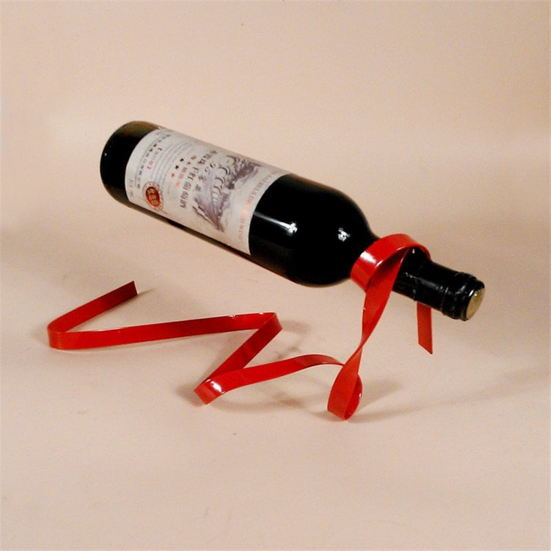 Ribbon Wine Stand