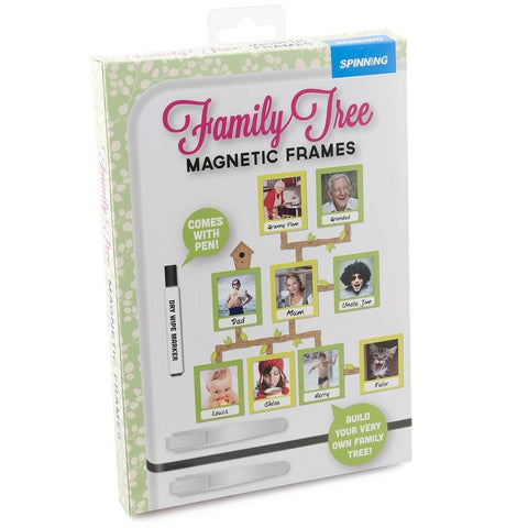 Family Tree Fridge Magnet