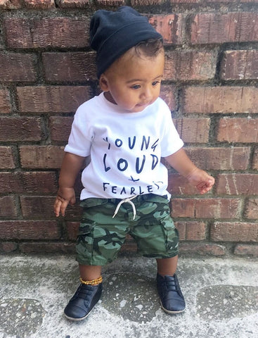 Young, Loud, & Fearless!