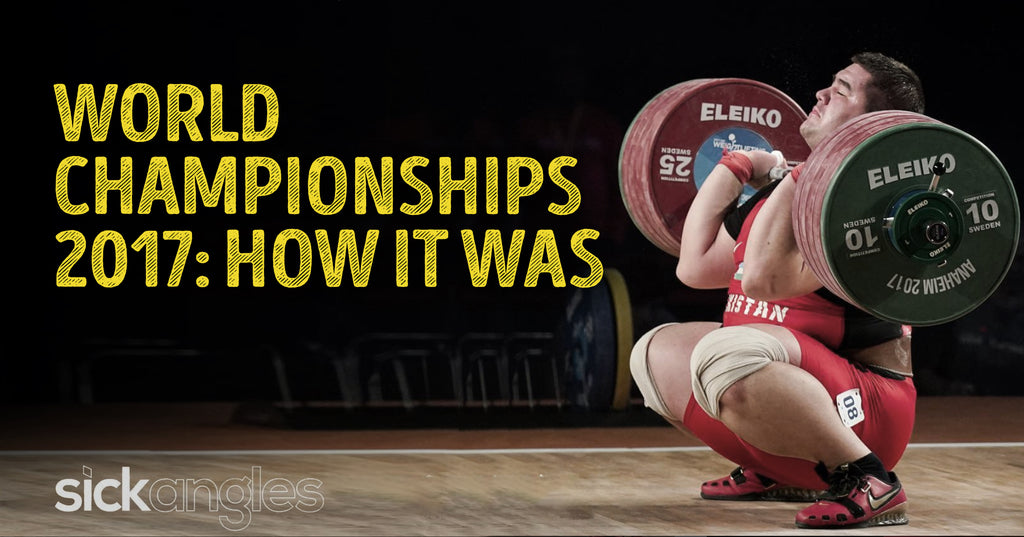 WORLD CHAMPIONSHIPS 2017: HOW IT WAS