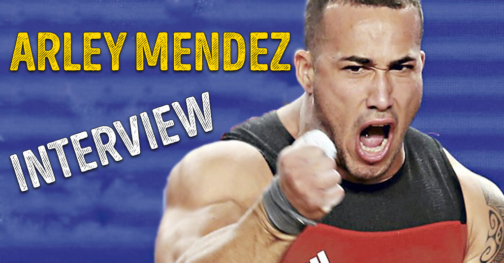 ARLEY MENDEZ INTERVIEW