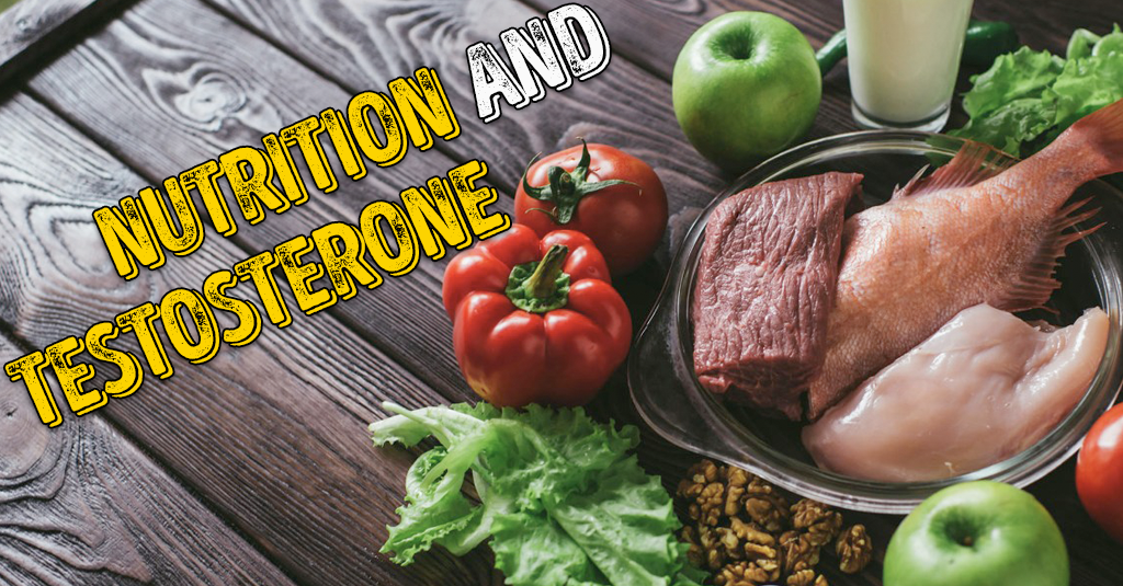 NUTRITION AND TESTOSTERONE