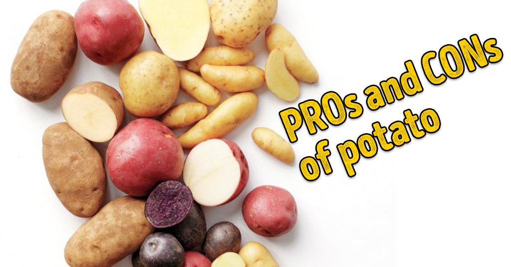 PROs and CONs of potato