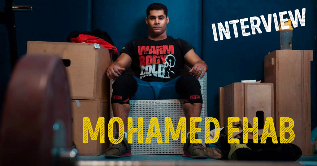 MOHAMED EHAB INTERVIEW