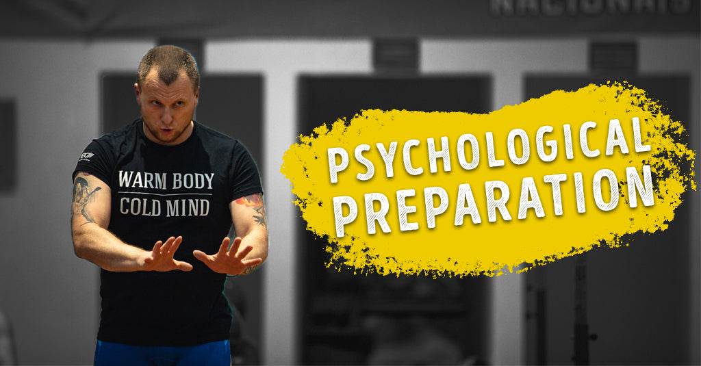 PSYCHOLOGICAL PREPARATION