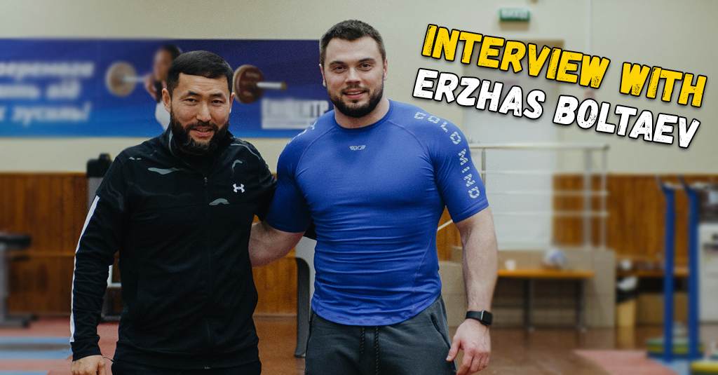 Interview with the head coach of the national team of Uzbekistan Erzhas Boltaev