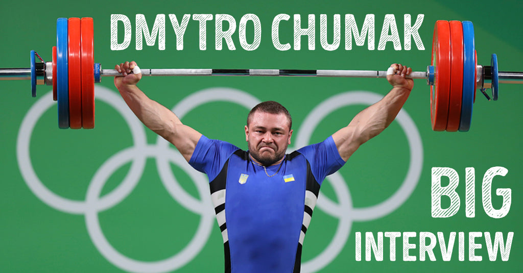 INTERVIEW WITH DMITRY CHUMAK