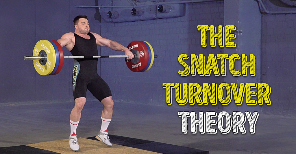 THE SNATCH TURNOVER THEORY