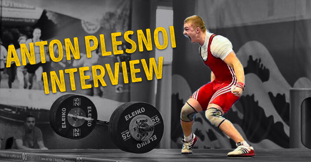 ANTON PLIESNOI INTERVIEW