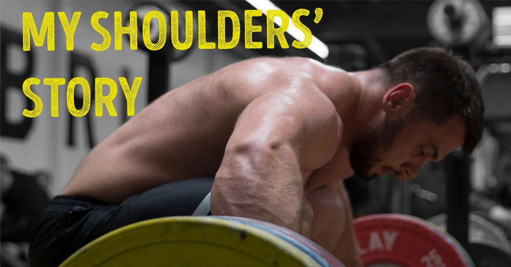MY SHOULDERS` STORY