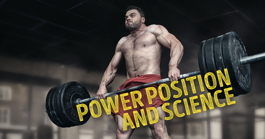 POWER POSITION AND SCIENCE