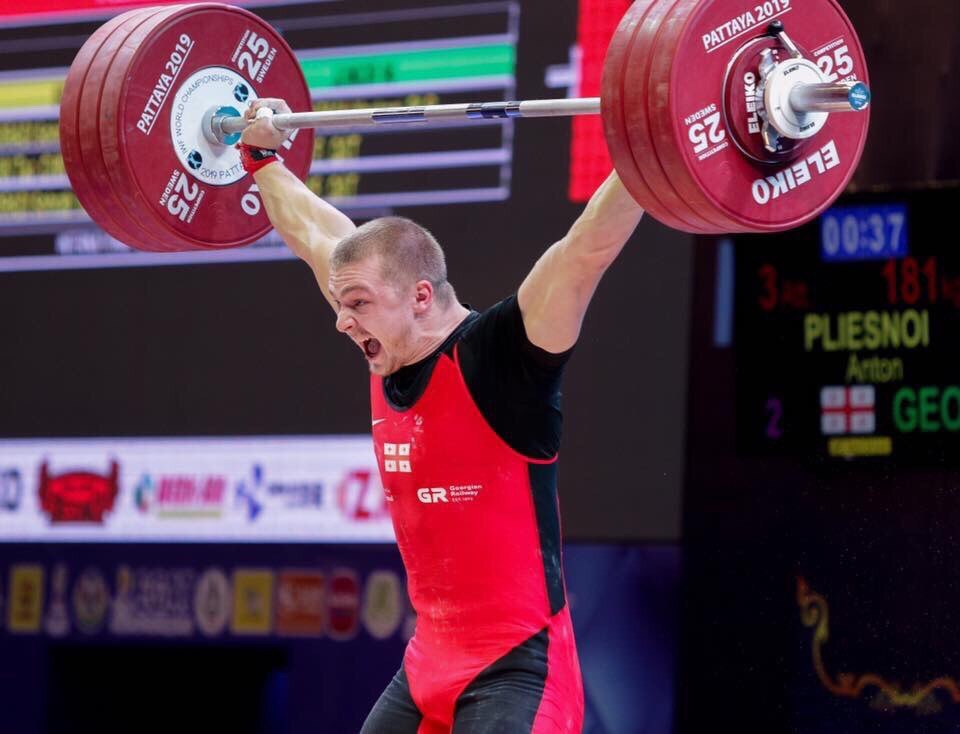 ANTON PLIESNOI INTERVIEW – Torokhtiy Weightlifting