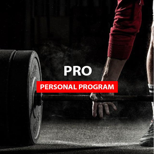 PRO training program