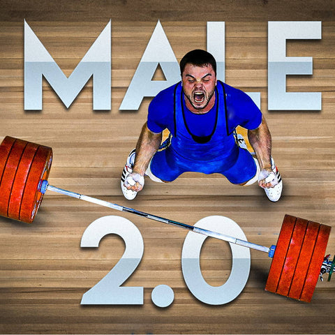 MALE WEIGHTLIFTING 2.0