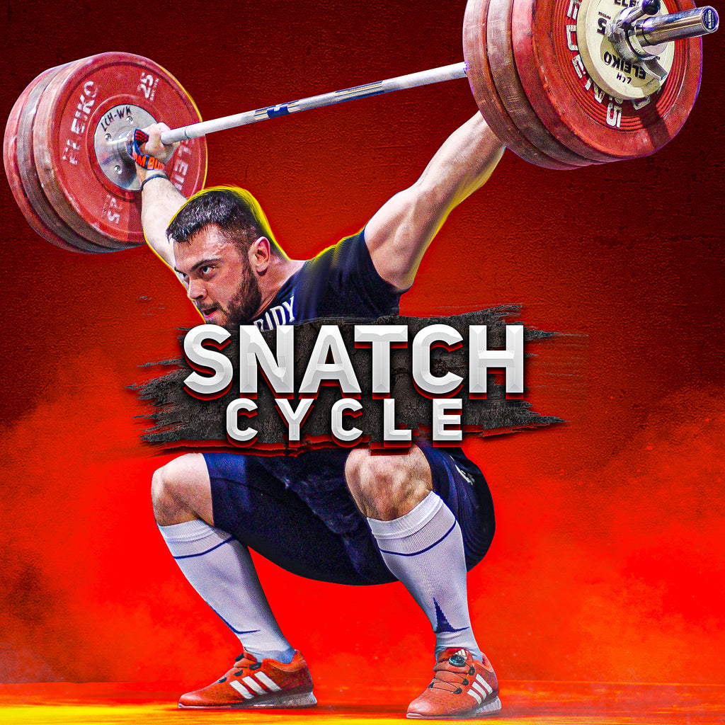 SNATCH CYCLE (5 weeks)