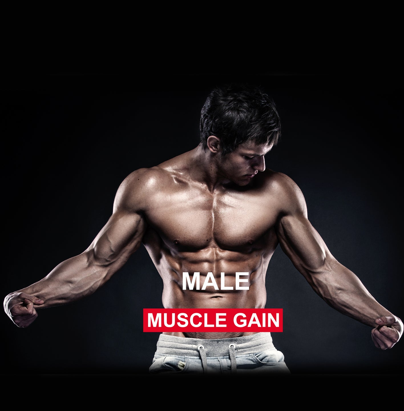 NUTRITION - MALE muscle gain