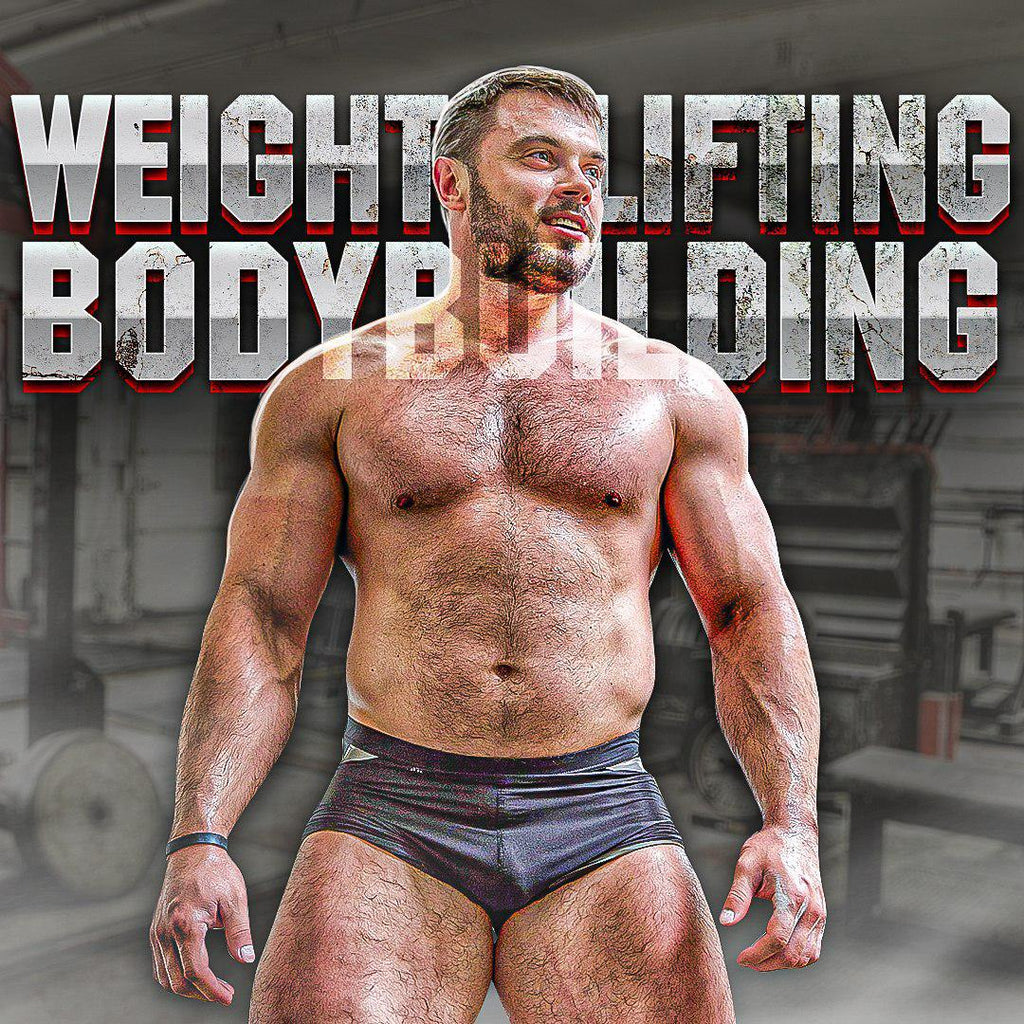 WEIGHTLIFTING BODYBUILDING