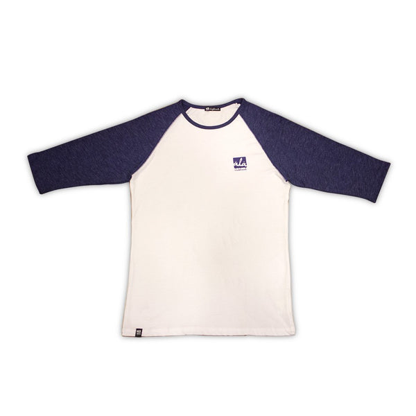 Ala Skateboards - Anti Fashion Raglan (Navy) - Mobu