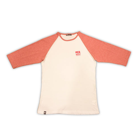 Ala Skateboards - Anti Fashion Raglan (Pink) - Mobu