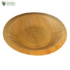 Biodegradable Areca Bowl Round table ware Microwave & Freezer safe 5.5 inches (Set of 25)