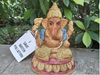 Biodegradable Non Polluting Eco Friendly Ganpati Murti - Small