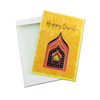 Recycled Plantable Paper Greeting Cards 8.25 inches x 5.75 inches (100 Cards)