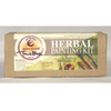 Organic HERBAL canvas painting Kit Recycled Packaging
