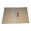 Silky folder made out of cloth waste (khadi) paper