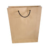 A very useful paper bag 15 inches x 11 inches made out of cloth waste (khadi) paper ( set of 5)