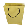 A very useful paper bag 11 inches x 8 inches made out of cloth waste (khadi) paper ( set of 5)
