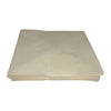 White Cover 6 x 5 (A set of 50) Top Open Handmade from Khadi (Cotton Waste) Paper