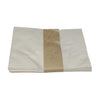 White Cover 7 x 5 (A Set of 50) Top Open Handmade from Khadi (Cotton Waste) Paper