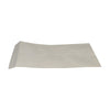 White Cover 9.5 x 4.5 (A set of 50) Side Open Handmade from Khadi (Cotton Waste) Paper