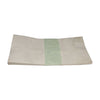White Cover 11 x 5 (A set of 50) Side Open Handmade from Khadi (Cotton Waste) Paper
