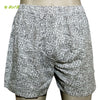 Organic herbal dyed unisex innerwear boxer alphabet print cambric (2 colours)