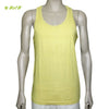Organic herbal dyed men's innerwear vest round neck sleeveless knit (4 colours)