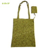 Organic herbal dyed jolla bag mama garden print with cover