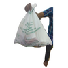 "Plastic Free Compostable Dustbin Liners IS 17088 certified - 19"" x 21"" - White Colour"