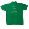 #PPFAhmedabad Waste PET Bottles Recycled to make this T Shirt - 50% PET 50% Cotton Polo Green