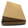 "Recycled Corrugated Gift Boxes 9"" x 7"" x 2.5""  Set of 500 boxes"