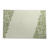Recycled Plantable Paper Invitation Cards with Beautiful Designs without Cover 9 x 6 inches (100 Cards)