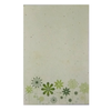 Recycled Plantable Paper Invitation Cards with Beautiful Designs with Cover 9 x 6 inches (100 Cards)