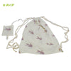 Organic herbal dyed corporate bag fish print
