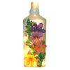 SparklingFlowers - Upcycled Glass Bottle Art