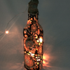 CrotioCover - Upcycled Glass Bottle Art Work