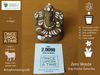 Zero Waste Stay Home Ganesha 3""