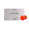 Recycled Plantable Paper Visiting Cards with Tomato Seeds (500 Cards)
