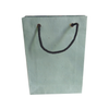 "Shopping Bag made of cotton waste (khadi) paper 11"" x 8"" x 2.5"" set of 5"
