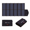 18V 80W USB Solar Panels Charger Ports Waterproof Foldable Battery Fast for Car Phone PC